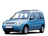Автомобильные коврики Citroen Berlingo I Только передние (1996 - 2012)