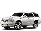 Автомобильные коврики Cadillac Escalade III 7 мест (2006 - 2014)