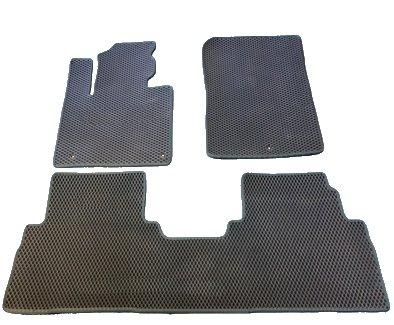 Автомобильные коврики Kia Sorento Prime III (UM) 5 мест (2014 - ...)