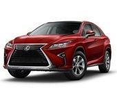 Автомобильные коврики Lexus RX IV (2015 - ...)