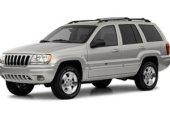 Автомобильные коврики JeepGrand Cherokee (WJ) (1999 - 2004)