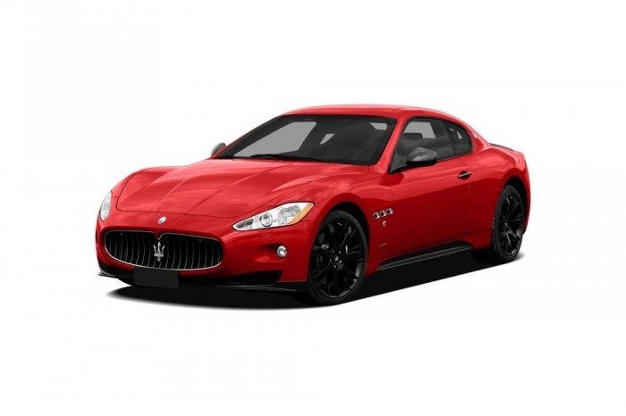 Автомобильные коврики Maserati Gran Turismo (2007 - ...)