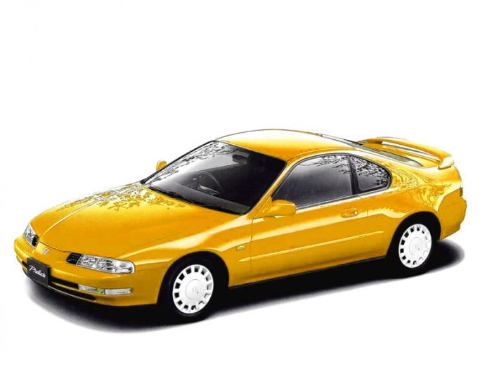 Автомобильные коврики Honda Prelude IV правый руль (1992 - 1996)