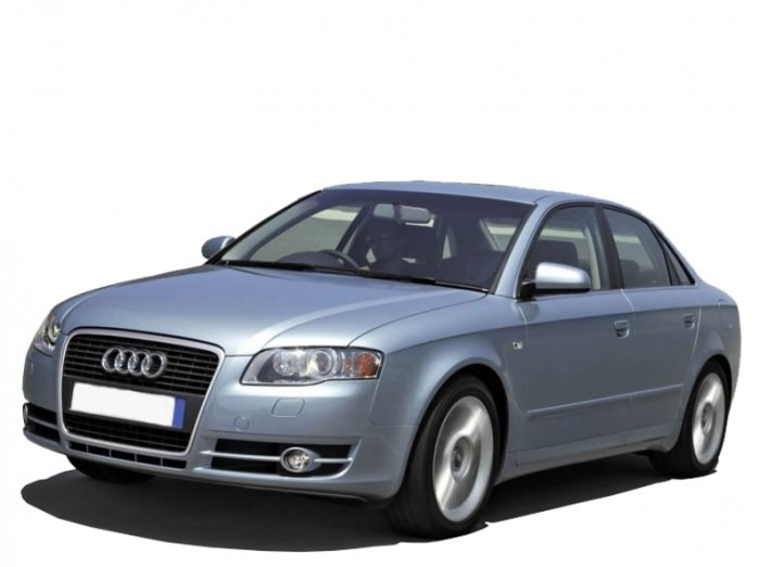 Автомобильные коврики Audi A4 III (B7, 8E) (2004 - 2009)