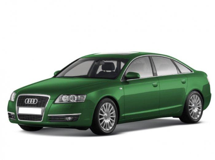 Автомобильные коврики Audi A6 III (C6, 4F) Седан (2004 - 2011)