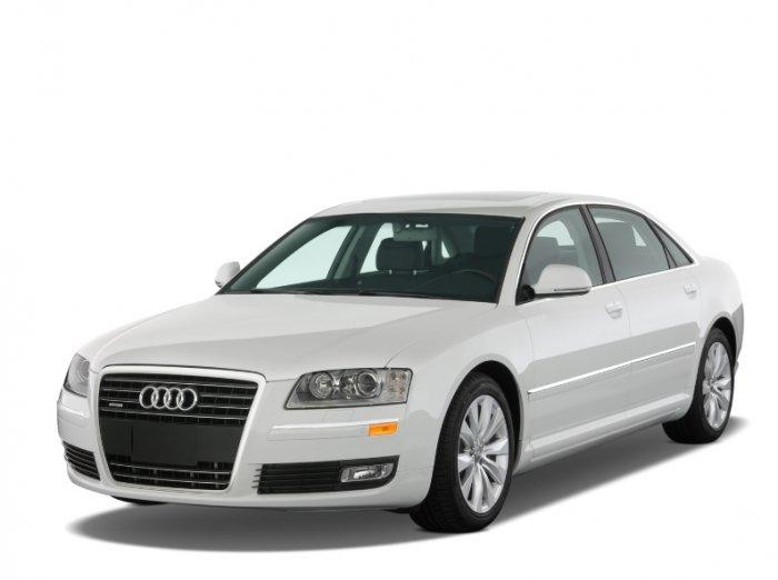 Автомобильные коврики Audi A8 II (D3, 4E) (2002 - 2010)