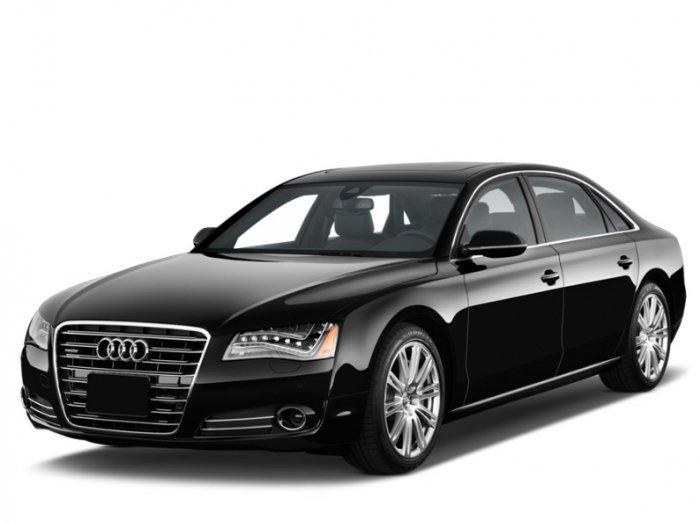 Автомобильные коврики Audi A8 III (D4, 4H) Long (2009 - 2017)