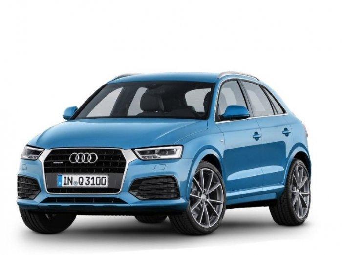 Автомобильные коврики Audi Q3 I (8U) (2011 - 2018)