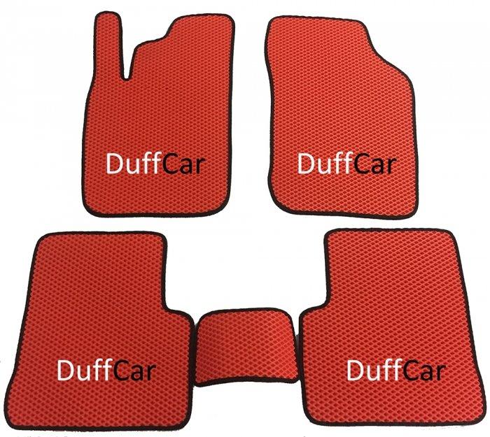 Автомобильные коврики Hyundai Getz (TB) 5 дверей (2002 - 2011)