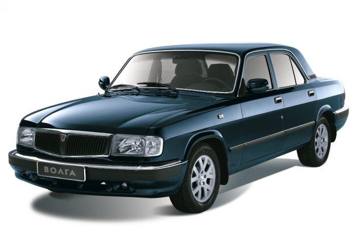 Автомобильные коврики GAZ (ГАЗ) 3110 (2003 - 2009)