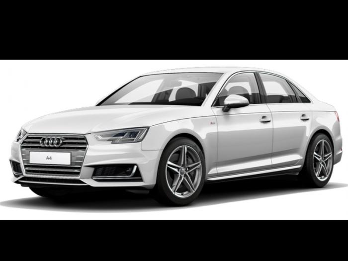 Автомобильные коврики Audi A4 V (B9, 8W) Седан (2015 - ...)