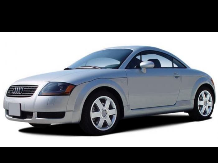 Автомобильные коврики Audi TT I (8N) Купе (2003 - 2006) Рестайлинг