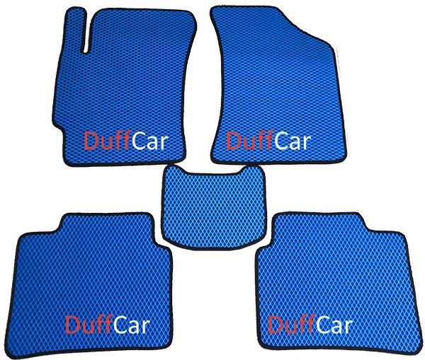 Автомобильные коврики Hyundai Elantra III (XD) (2000 - 2010)