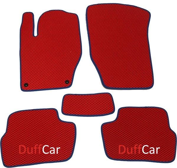 Автомобильные коврики Citroen C4 I Хэтчбек 5d (2004 - 2010)