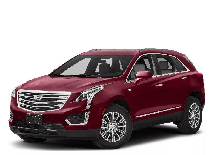 Автомобильные коврики Cadillac XT5 (2016 - ...)