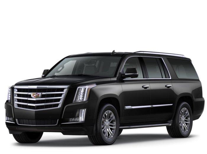 Автомобильные коврики Cadillac Escalade IV 5 мест (2017 - ...)