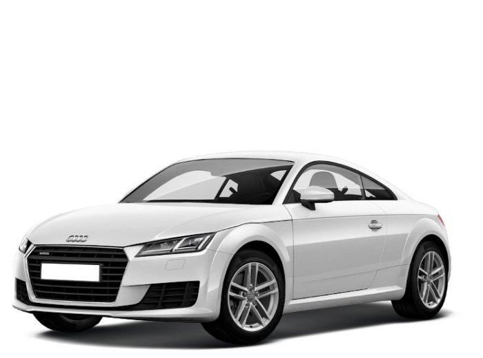 Автомобильные коврики Audi TT III (8S) Купе (2014 - 2019) Дорестайлинг