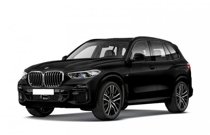 Автомобильные коврики BMW X5 IV (G05) (2018 - ...)