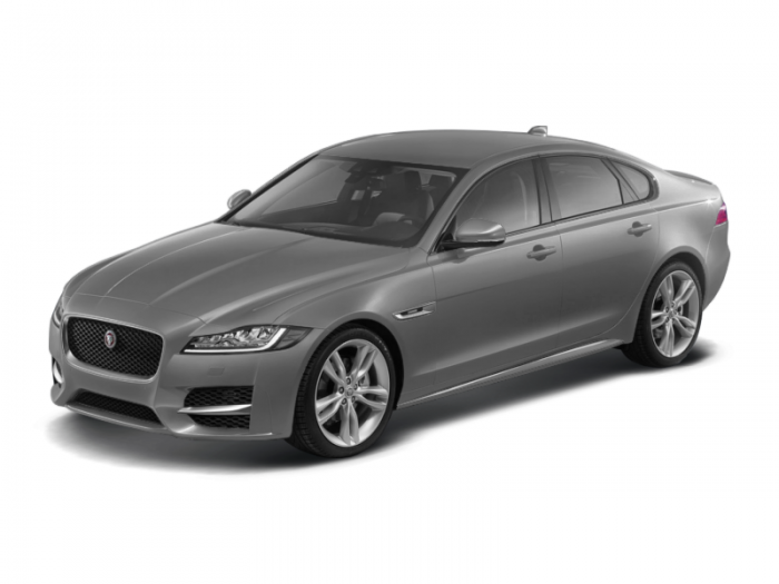 Автомобильные коврики Jaguar XF II (2015 - ...)