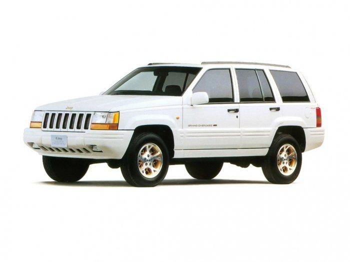 Автомобильные коврики Jeep Grand Cherokee (ZJ) (1992 - 1996)