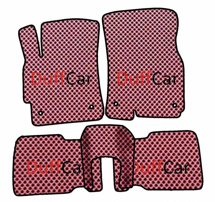 Автомобильные коврики Chery CrossEastar (B14) 5 мест (2006 - 2015)