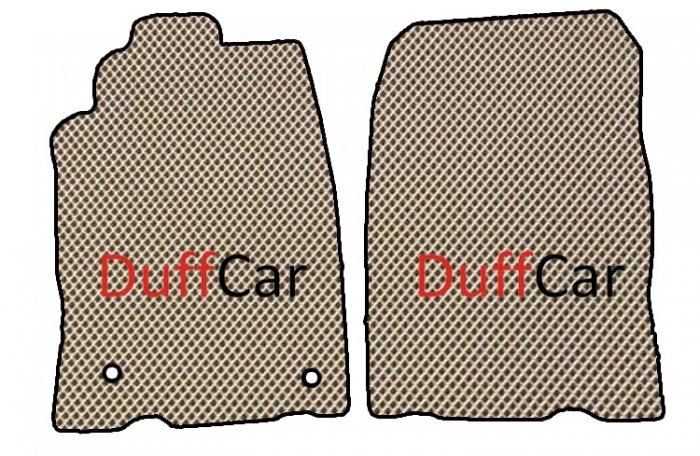 Автомобильные коврики Honda CR-Z Правый руль (2010 - 2016)