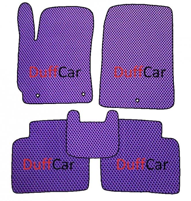Автомобильные коврики Hyundai Elantra VI (AD) (2015 - ...)