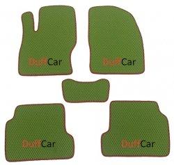 Автомобильные коврики Ford Focus II (C307) Хэтчбек (2004 - 2011)
