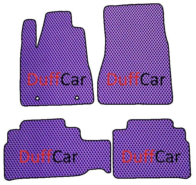 Автомобильные коврики Lexus RX II (400h, 450h) (2003 - 2008)