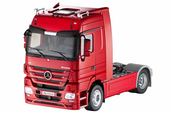 Автомобильные коврики Mercedes-Benz Actros (MP2, MP3) (2002 - 2019) Передние коврики