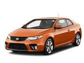 Автомобильные коврики Kia Cerato Coupe (Forte) II (TD) (2008 - 2013)