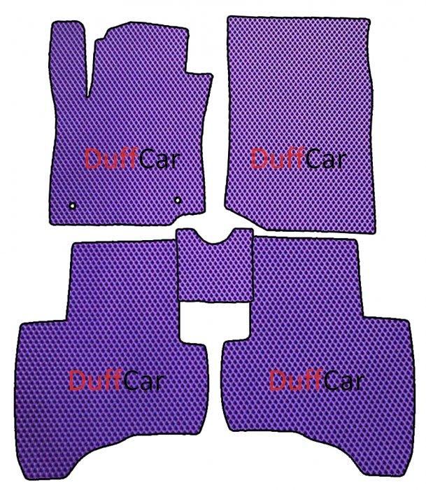 Автомобильные коврики Citroen C1 (2012 - 2014)