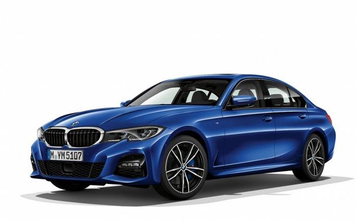 Автомобильные коврики BMW 3 VII (G20) (2018 - ...)