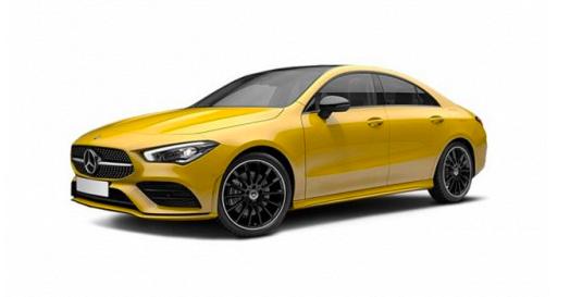 Автомобильные коврики Mercedes-Benz CLA-Class II (C118) (2019 - ...)