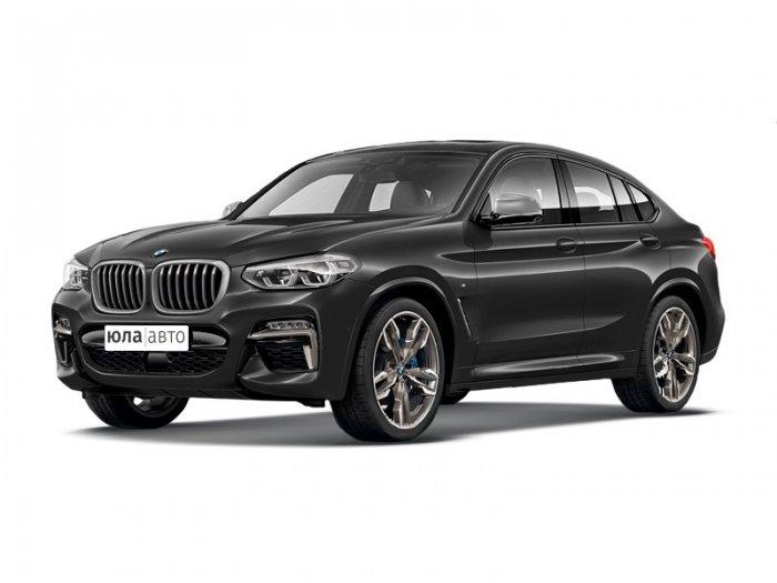 Автомобильные коврики BMW X4 II (G02) (2018 - ...)