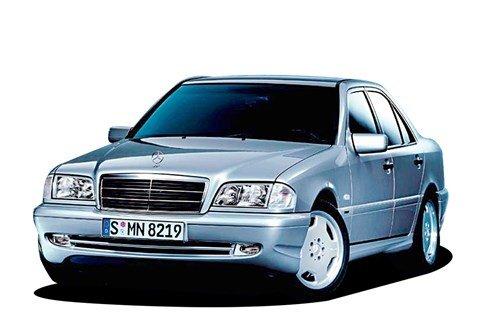 Автомобильные коврики Mercedes-Benz C-Class I (W202) (1993 - 2001)