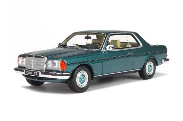 Автомобильные коврики Mercedes-Benz E-Class (C123) Купе (1976 - 1986)
