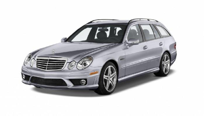 Автомобильные коврики Mercedes-Benz E-Class III (S211) Универсал (2002 - 2009)