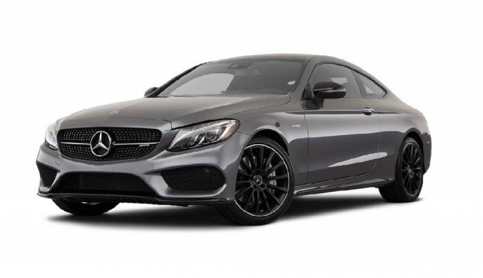 Автомобильные коврики Mercedes-Benz C-Class IV (С205) Купе (2014 - 2018)