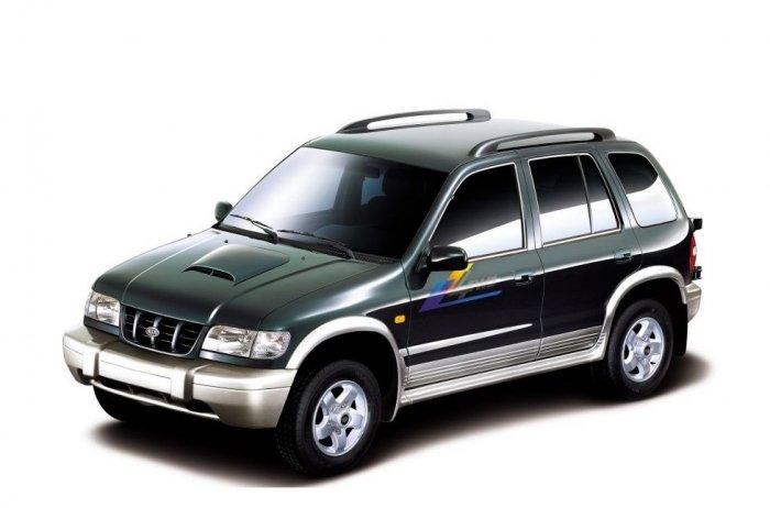 Автомобильные коврики Kia Sportage I (NB-7) (1998 - 2006)