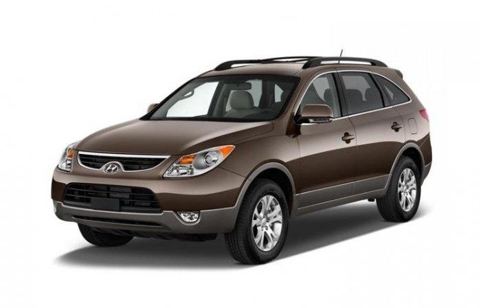 Автомобильные коврики Hyundai ix55 (2006 - 2012)