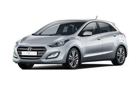 Автомобильные коврики Hyundai i30 II (GD) (2011 - 2017)