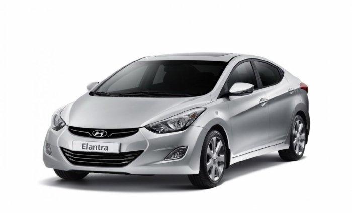 Автомобильные коврики Hyundai Elantra V (UD) (2010 - 2016) США