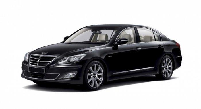 Автомобильные коврики Hyundai Genesis l (BH) (2008 - 2013)