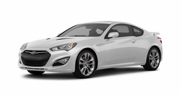 Автомобильные коврики Hyundai Genesis Coupe I (2012 - 2016) Рестайлинг
