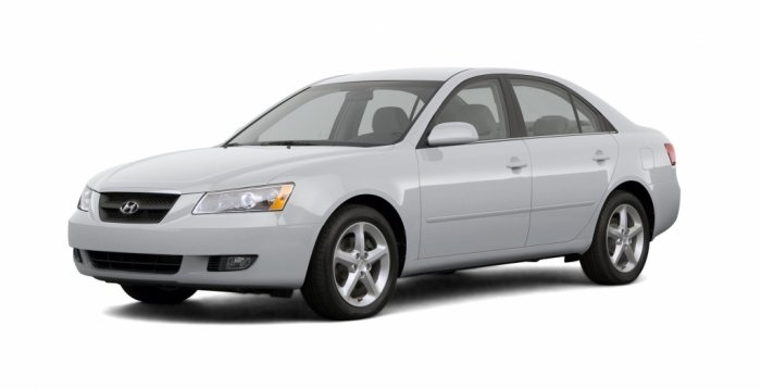 Автомобильные коврики Hyundai Sonata V (NF) (2004 - 2010)