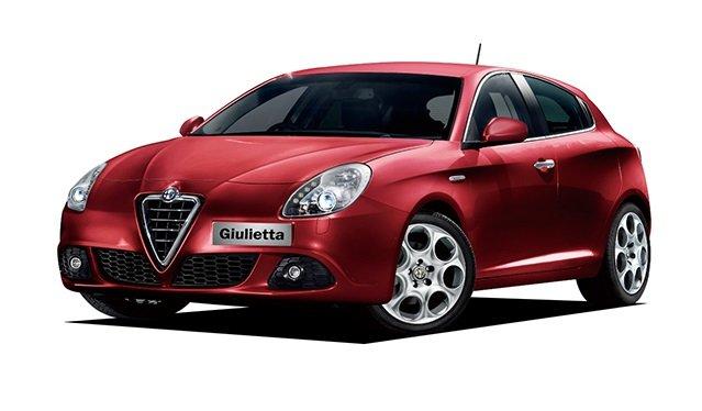 Автомобильные коврики Alfa Romeo Giulietta (2010 - )