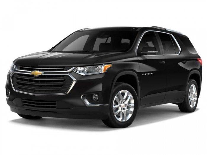 Автомобильные коврики Chevrolet Traverse II кроссовер 7 мест (2017 - ...)