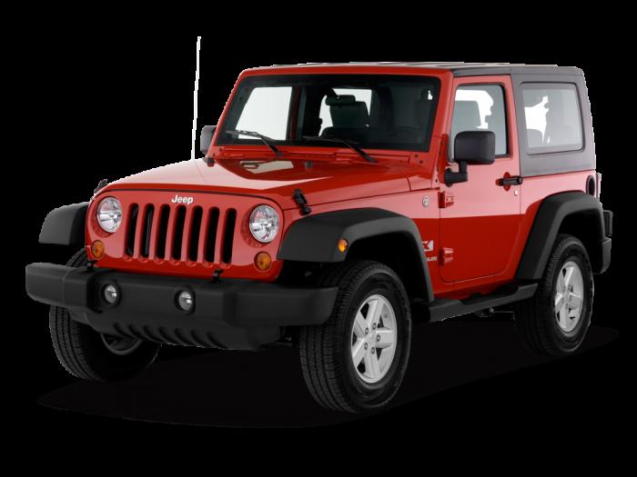 Автомобильные коврики Jeep Wrangler III (JK) 3 двери (2007 - ...)