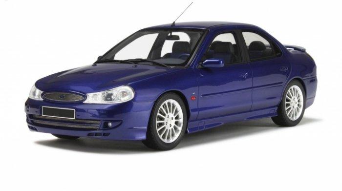 Автомобильные коврики Ford Mondeo II (CD162) (1996 - 2000)